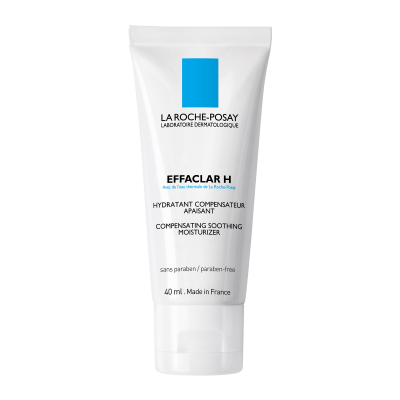 Image of   La Roche-Posay Effaclar H Multi-Compensating Soothing Moisturizer 40 ml