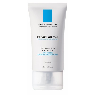 Image of   La Roche-Posay Effaclar Mat Daily Moisturizer 40 ml