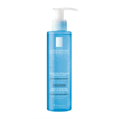 Image of   La Roche-Posay Micellar Water Gel Make Up Remover 195 ml