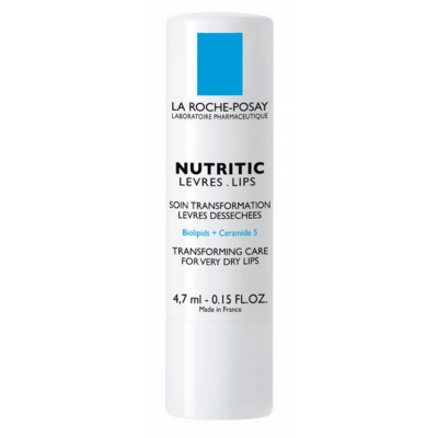 Image of   La Roche-Posay Nutritic For Very Dry Lips 4,7 ml