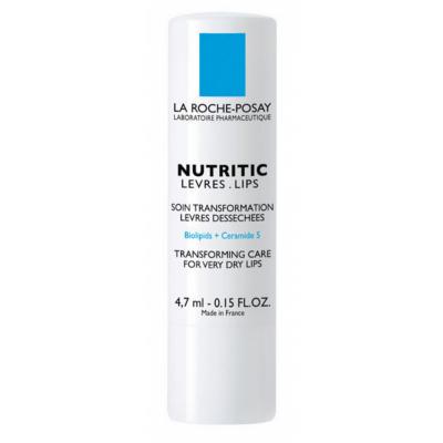 La Roche-Posay Nutritic Lippenbalsam Sehr Trockene Lippen  4,7 ml