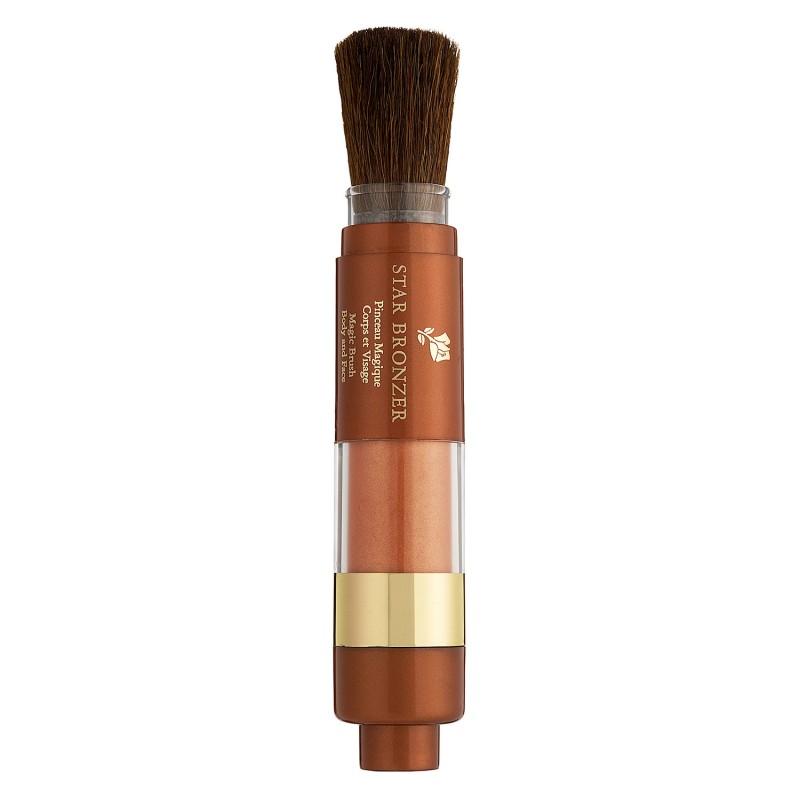 how to use bronzer brush