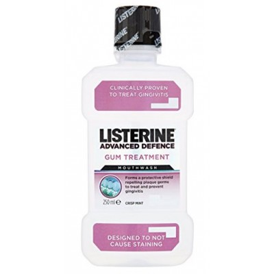 Listerine Advanced Defence Gum Treatment 250 ml