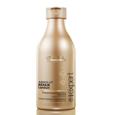 Image of   L'Oreal Absolut Repair Lipidium Shampoo 250 ml