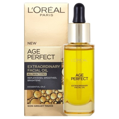 Image of   L'Oreal Age Perfect Extraordinary Facial Oil 30 ml