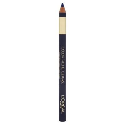 Image of   L'Oreal Color Riche Le Khol Eye Pencil 107 Deep Sea blue 1,2 g