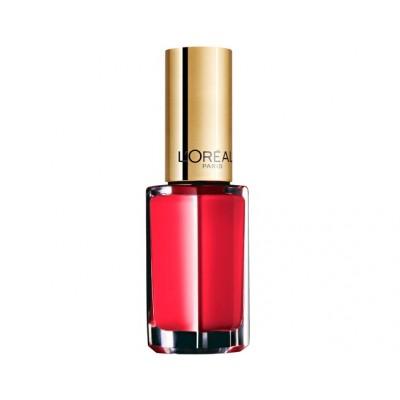 Image of   L'Oreal Color Riche Nail Polish 208 So Chic Pink 5 ml