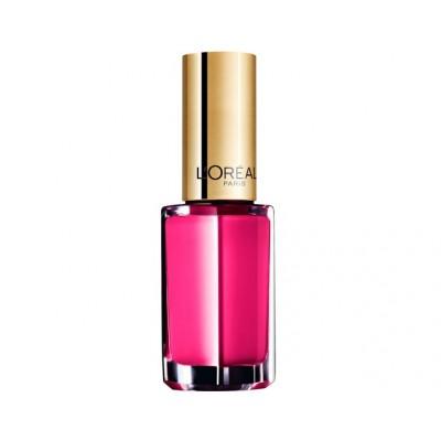 Image of   L'Oreal Color Riche Nail Polish 210 Shocking Pink 5 ml