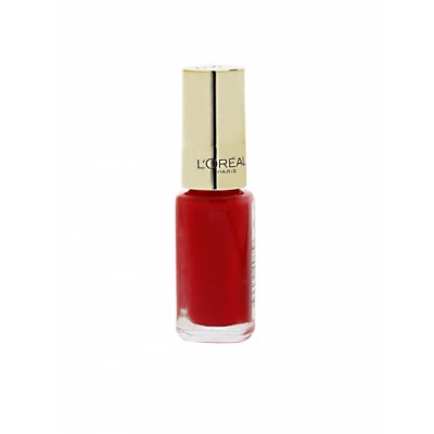 Image of   L'Oreal Color Riche Nail Polish 408 Exquisite Scarlet 5 ml