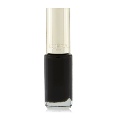 Image of   L'Oreal Color Riche Nail Polish 702 Black Swan 5 ml