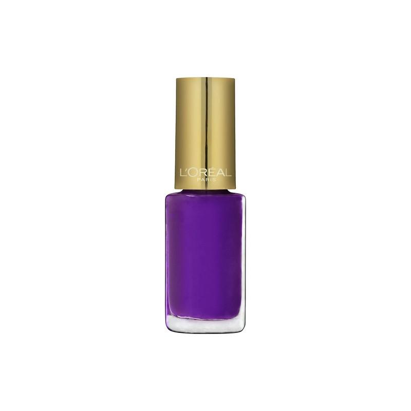 L'Oreal Color Riche Nail Polish 829 Atomic Purple 5 Ml