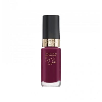 Image of   L'Oreal Color Riche Nail Polish J.Lo's Delicate Rose 5 ml