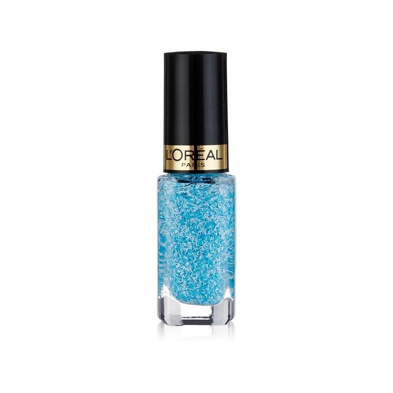 L'Oreal Color Riche Nail Polish Top Coat 919 Grace Tweet 5