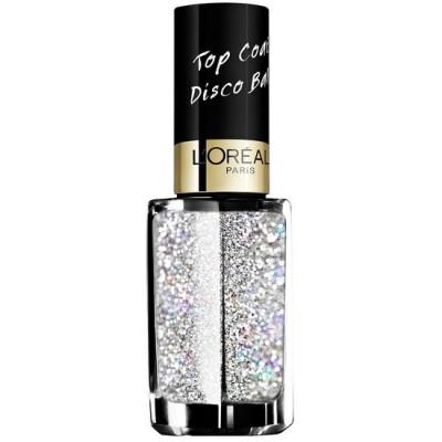 Image of   L'Oreal Color Riche Nail Polish Top Coat 922 Disco Ball 5 ml