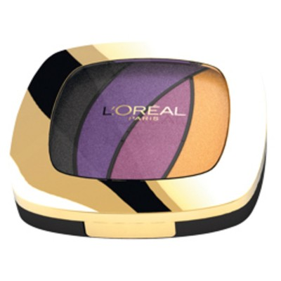 Image of   L'Oreal Color Riche Quad Eyeshadow S3 Disco 2,5 g