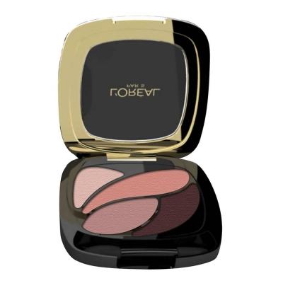 Image of   L'Oreal Color Riche Quad Eyeshadow E6 Eau De Rose 2,5 g