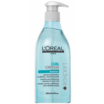 Image of   L'Oreal Curl Contour Shampoo 500 ml