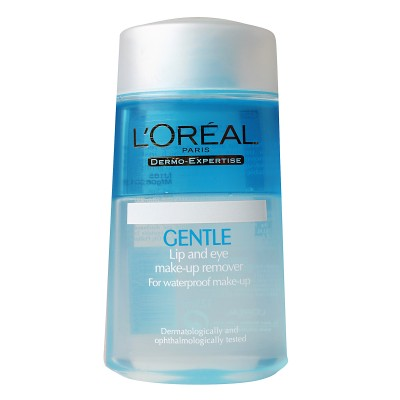 L'Oreal Dermo-Expertise Gentle Eye & Lips Make-up Remover 125 ml