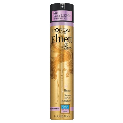 Image of   L'Oreal Elnett Hairspray Smooth Perfection 300 ml