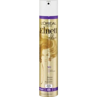 Image of   L'Oreal Elnett Hairspray Ultra Strong 300 ml