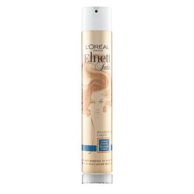 Image of   L'Oreal Elnett Satin Hairspray Strong 400 ml