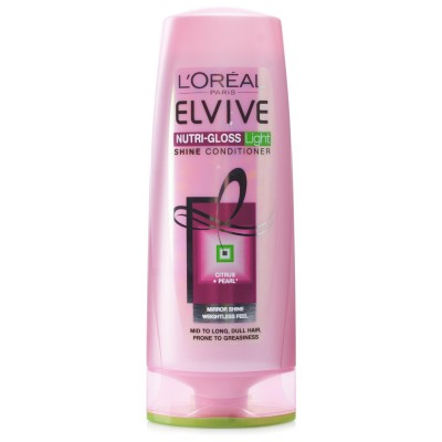 Image of   L'Oreal Elvive Nutrigloss Light Conditioner 400 ml