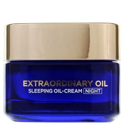 Image of   L'Oreal Extraordinary Oil Night Cream 50 ml