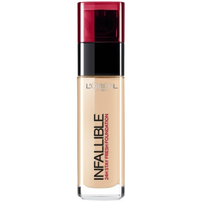 L'Oreal Infallible 24H Stay Fresh Foundation 140 Golden Beige 30 ml