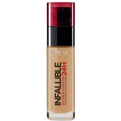 L'Oreal Infallible 24H Stay Fresh Foundation 220 Sable Sand 30 ml
