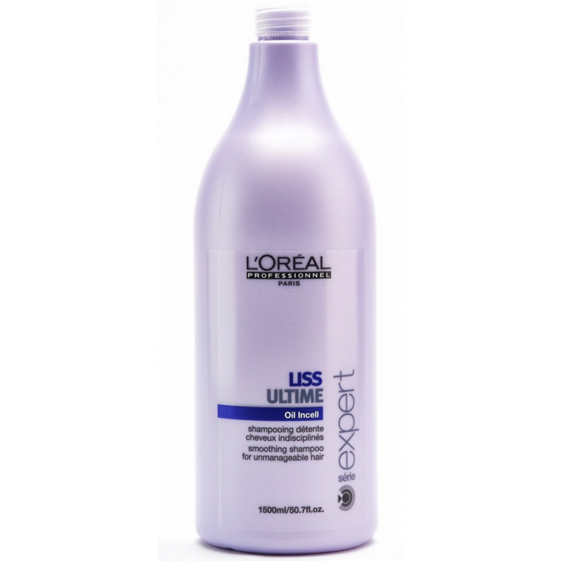 how to use loreal liss unlimited