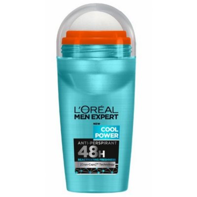 L'Oreal Men Expert Cool Power Deo Roll-on 50 ml
