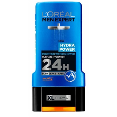 L'Oreal Men Expert Shower Gel Hydra Power 300 ml