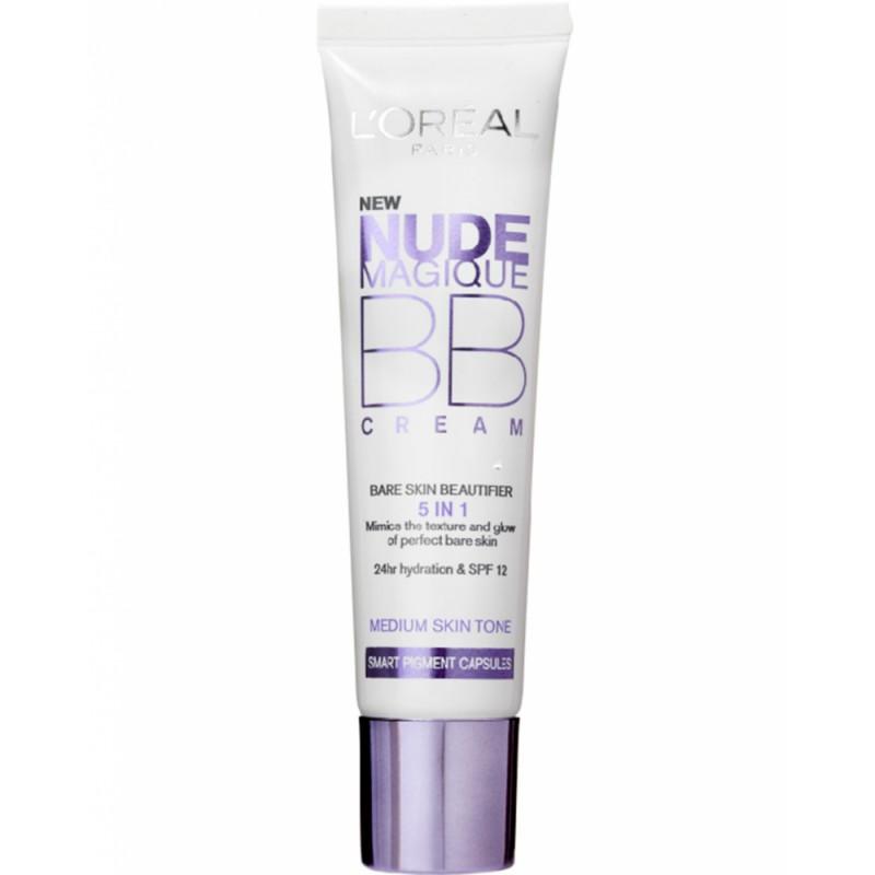 L´Oreal Paris Nude Magique BB Cream (Medium) 30 ml: Amazon