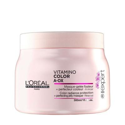 L'Oreal Serie Expert Vitamino Color AOX Maske 500 ml