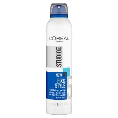 L'Oreal Studio Line 24H Fix & Style Spray               250 ml
