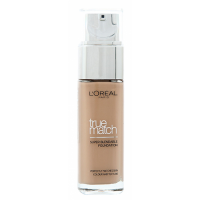 L'Oreal True Match Foundation 5N Sable Sand 30 ml