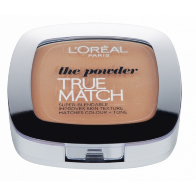 L'Oreal True Match Powder W5 Golden Sand 9 g
