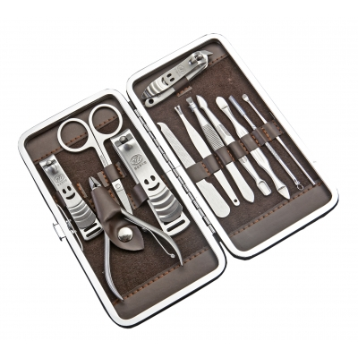 Basics Manicure Kit 12 st