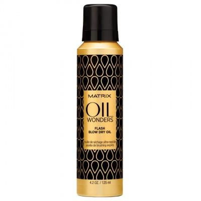 Image of   Matrix Wonders Flash Blow Dry Oil 125 ml