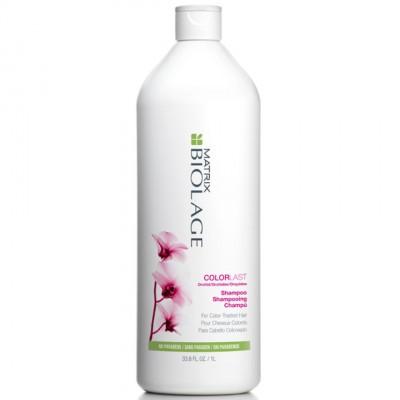 Image of   Matrix Colorlast Shampoo 1000 ml