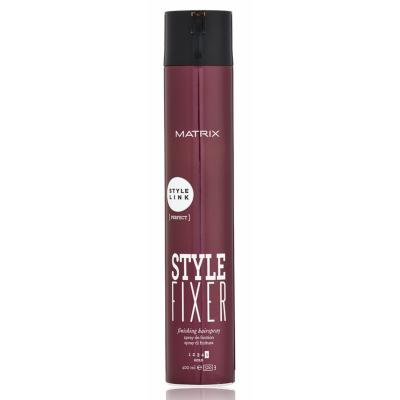 Matrix Style Link Style Fixer Finishing Hairspray 400 ml