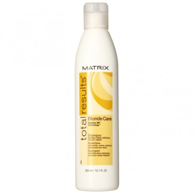 Image of   Matrix Total Results Blonde Care Shampoo 300 ml