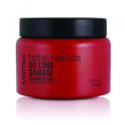 Image of   Matrix Total Results So Long Damage Hair Mask 150 ml