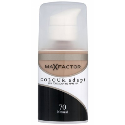 Image of   Max Factor Colour Adapt 70 Natural 34 ml