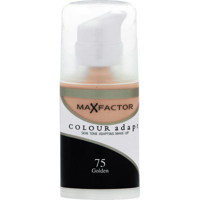 Image of   Max Factor Colour Adapt 75 Golden 34 ml