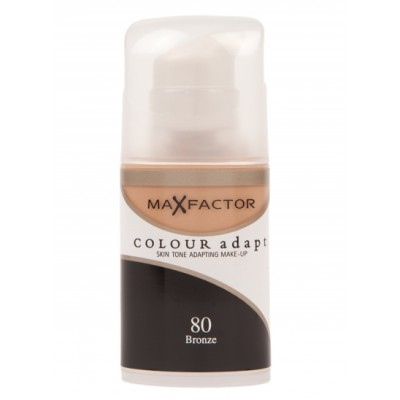 Image of   Max Factor Colour Adapt 80 Bronze 34 ml