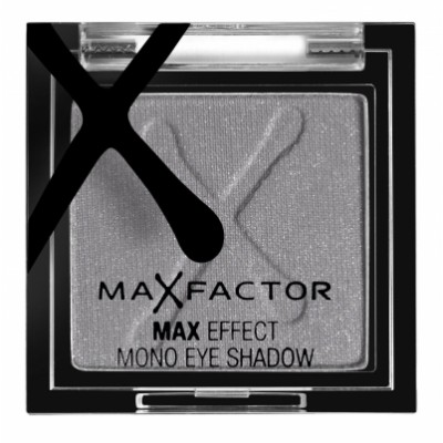 Image of   Max Factor Colour Effect Mono Eye Shadow Silver Dust 1 stk