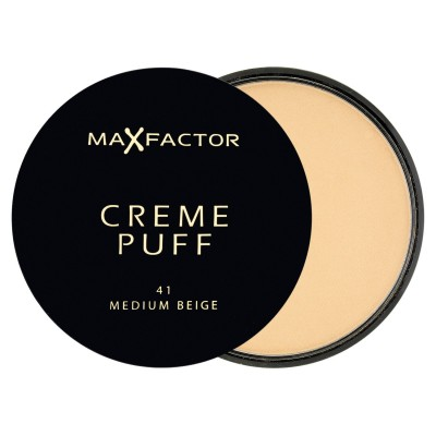 Image of   Max Factor Creme Puff 41 Medium Beige 21 g