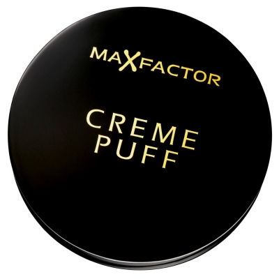 Image of   Max Factor Creme Puff 50 Natural 21 g