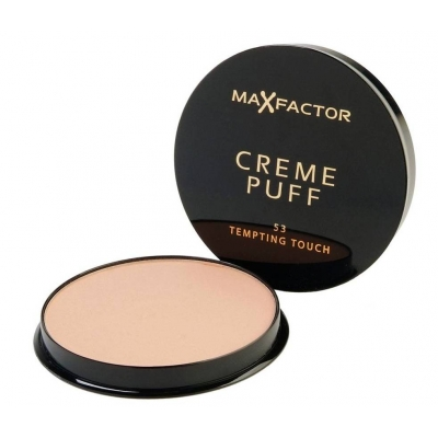 Image of   Max Factor Creme Puff 53 Tempting Touch 21 g